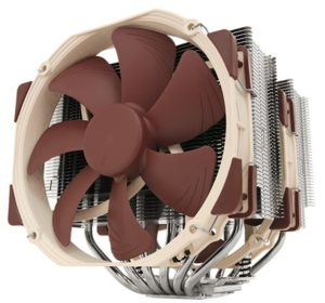 Best Air CPU Coolers - Noctua NH-D15