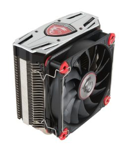 Best Design CPU Coolers - MSI Core Frozr L