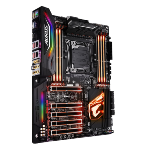 Best Enthusiast Motherboard - GIGABYTE X299 AORUS Gaming 7