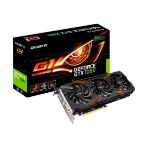 Best Graphics Card - NVIDIA GTX 1080