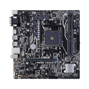 Best budget Motherboard For AMD - ASUS PRIME A320M-K