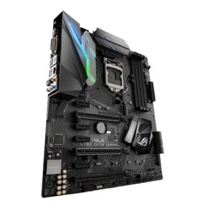 Overall Best Motherboard - ASUS ROG STRIX Z270F