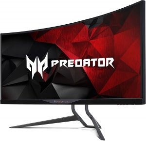Best Curved Gaming Monitors - Acer Predator X34