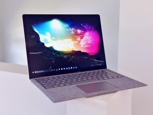 Runner Up Laptop - Microsoft Surface Laptop