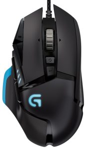 The best heavy gaming mouse - Logitech G502 Proteus Core
