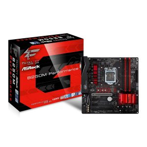 ASRock Fatal1ty B250M - Best Budget Gaming Motherboard