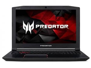 Acer Predator Helios 300 - Best Laptop For Hacking And Gaming