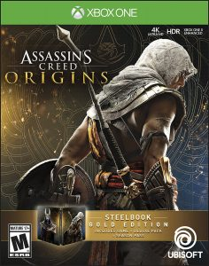 Assassin Creed Origins - Best Xbox One Games 2018