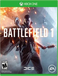 Battlefield 1 - Multiplayer Shooter Xbox Game