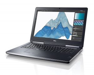 Dell Precision M7710 - Most Expensive Dell Laptop