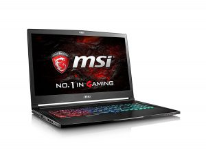 MSI VR Ready GS73VR Stealth Pro - 4K Best MSI Gaming Laptop