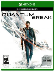 Quantum Break - Best Action Adventure Xbox Game