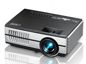 EUG Multimedia Projector - Budget Gaming Projector