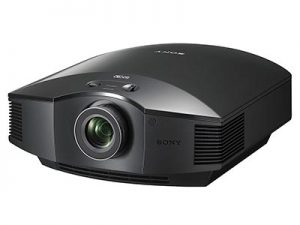 Sony VPL-HW45ES - Budget Gaming Projector Around 1000 USD