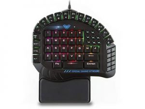 AULA One Handed Gaming Keyboard