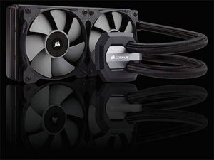 Corsair Hydro Series H100i v2 - Corsair Best Liquid CPU Cooler