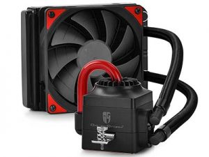 Deepcool Gamer Storm Captain 120EX - Best Single Closed Loop CPU Cooler