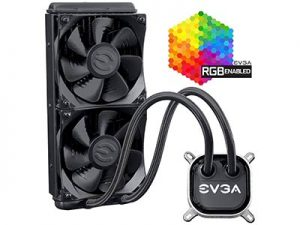 EVGA CLC 240 - Best Mid-Range Liquid CPU Cooler