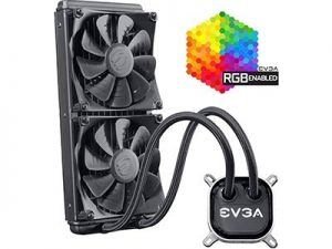 EVGA CLC 280 - Best Affordable Liquid CPU Cooler