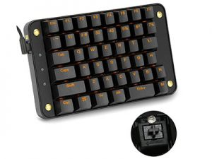 Koolertron Cherry MX Black Programmable Gaming