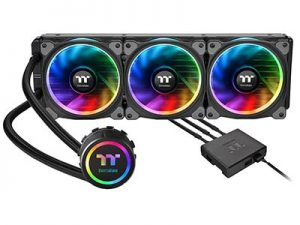 Thermaltake Floe Riing RGB 360 TT - Best Triple Riing Liquid CPU Cooler